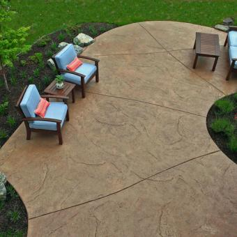... Stamped Concrete Patio In Allentown ...