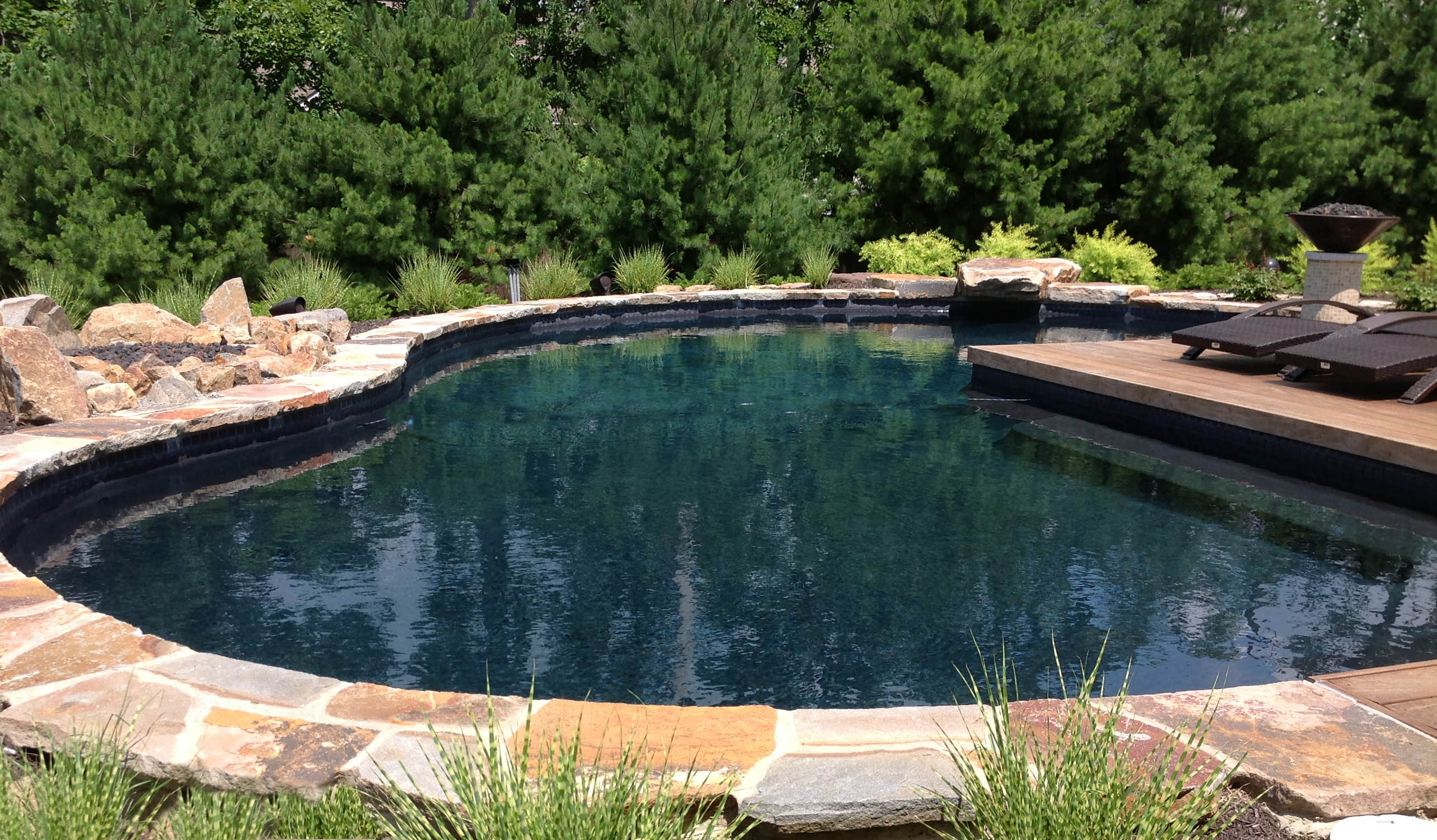 Custom Swimming Pool, Allentown Pa