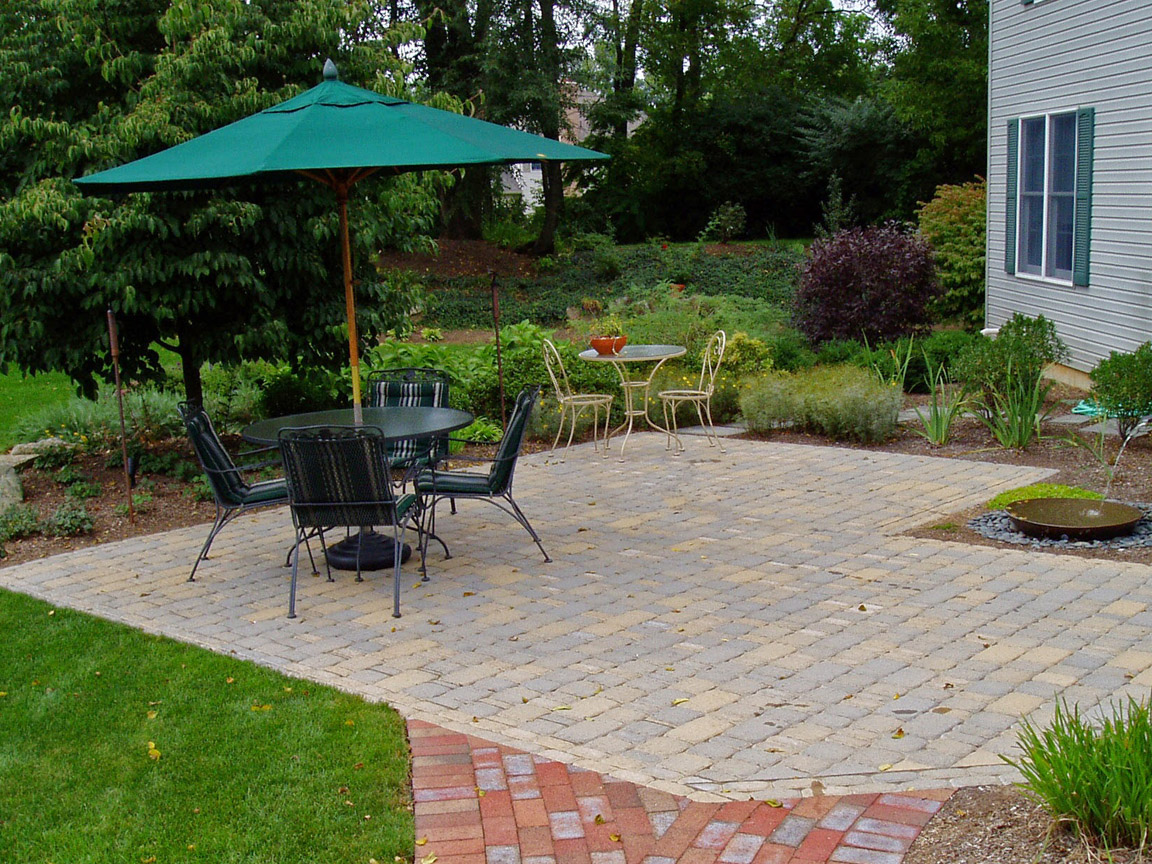Garden design inc distinctive landscape design for Patio ideas and pictures