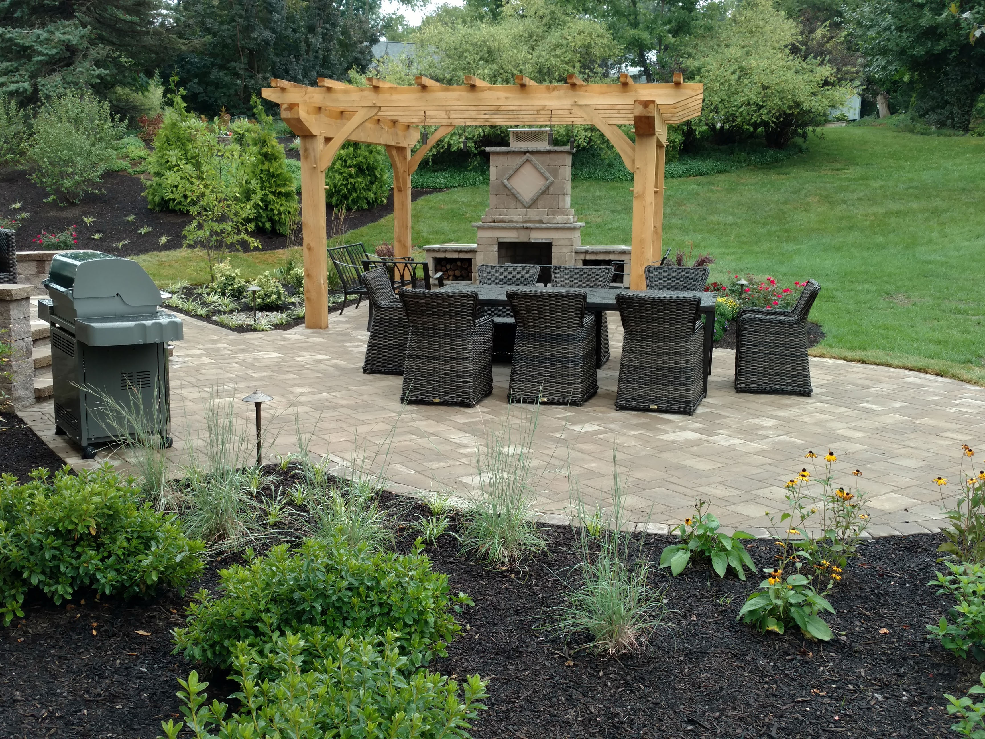 mulches whitemud center and mulch landscaping edmonton garden