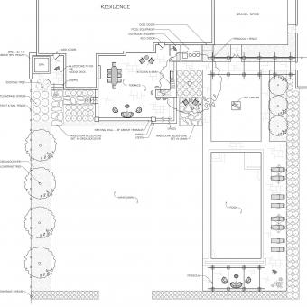 swimming pool plans_bethlehem PA