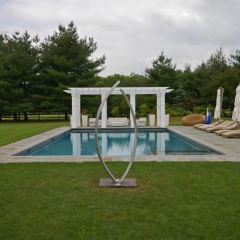 Swimming Pool_Formal Landscape Design