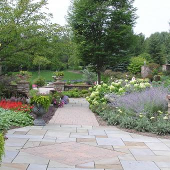patio stone, landscaping, allentown