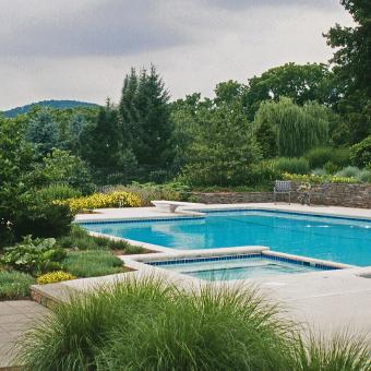 Swimming Pool Garden Design Inc