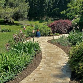 paver walkway macungie pa