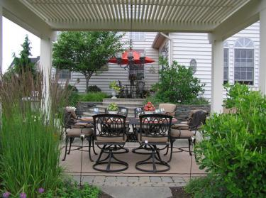 Patio Paver Landscaping: Stone Brick Concrete Allentown PA on Outdoor Living And Landscapes id=54042